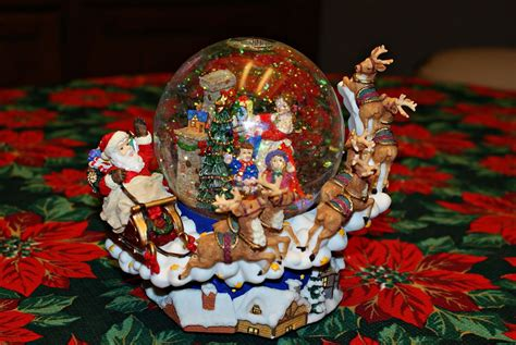 traditional christmas snowglobes ho ho ho bring on the snow 40 snow globes