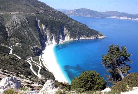 best places in kefalonia kefalonia beaches by travel to kefalonia