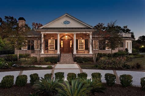 Exterior Paint Contractors - custom built brick and stucco home