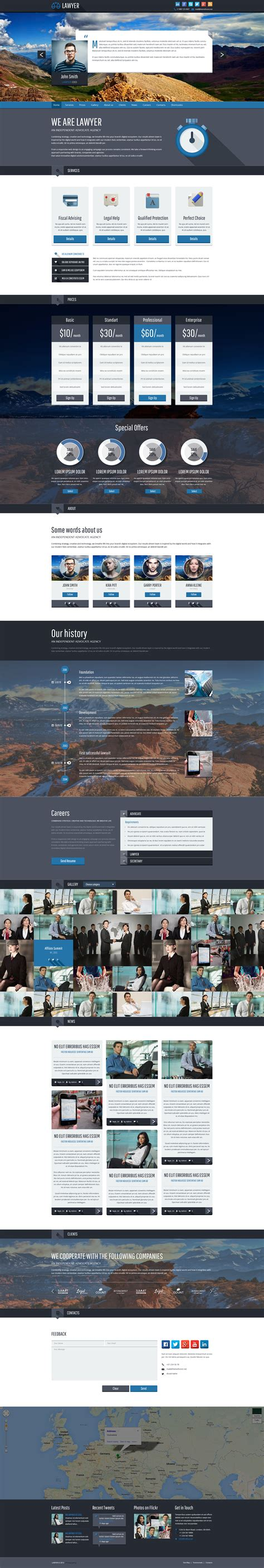 bootstrap themes lawyer lawyer bootstrap psd template by fxoffice themeforest