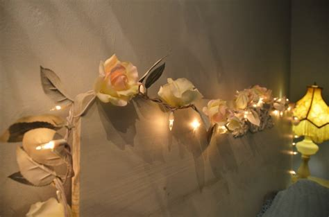 flower lights mr kate diy flower twinkle lights