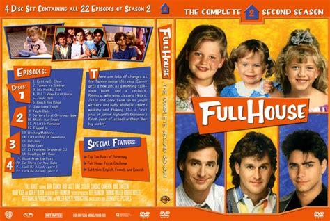 Full House Season 2 Tv Dvd Custom Covers 10081dvd Fullhouse S2 Dvd Covers