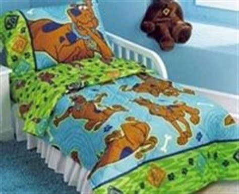 Scooby Doo Toddler Bedding Set Scooby Doo Daydreaming 3pc Bedding Sheet Set Toddler Size