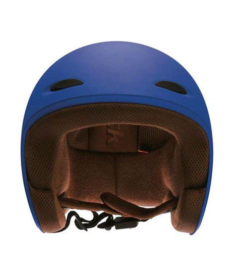 Fastrack Helmets Way2speed fastrack half motorsports helmet l 580 mm blue