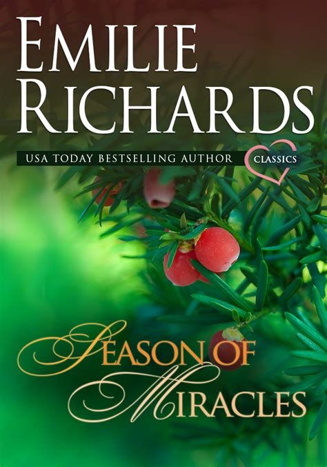 The Miracle Season Book In Celebration Of The Holidays Season Of Miracles