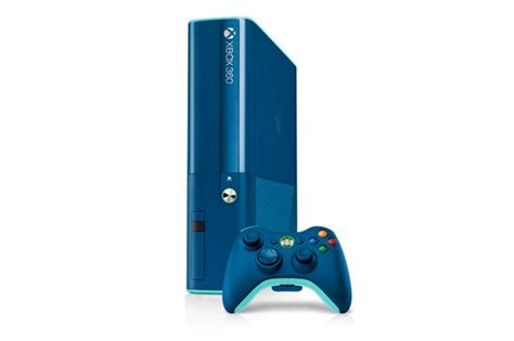 new xbox 360 console 2014 xbox 360 blue edition revealed three bundles announced