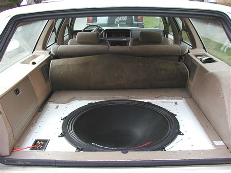 Auto Subwoofer by Overview About Words Largest Subwoofer Drivers Transducers