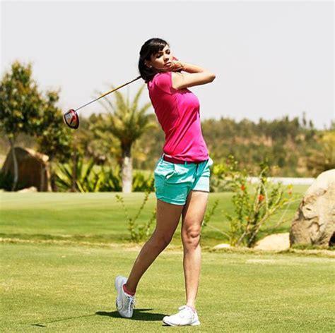 golf model swing model swing the best photos of sharmila nicollet golf com