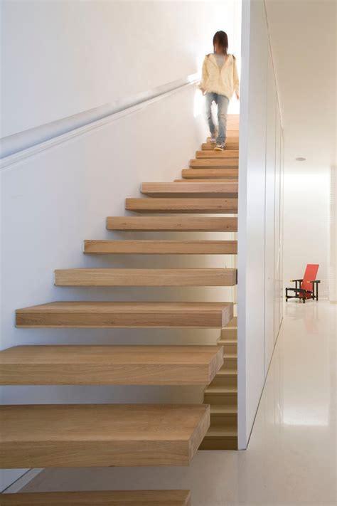 Metal Stair Banisters Superb Floating Staircase Trend Tel Aviv Modern Staircase