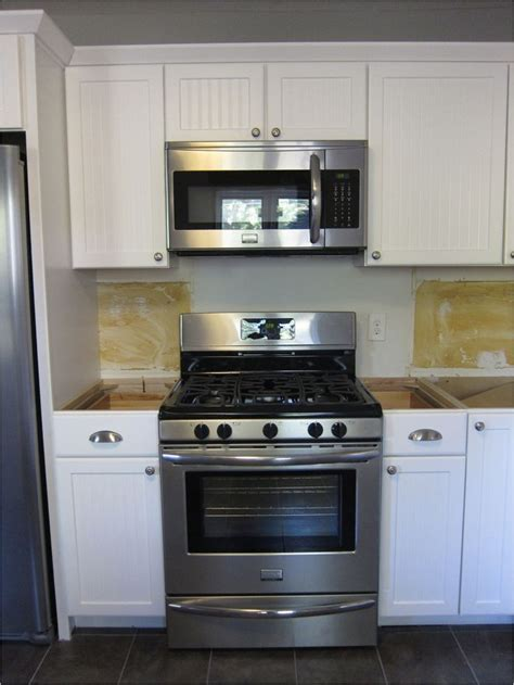 25  best ideas about Over range microwave on Pinterest