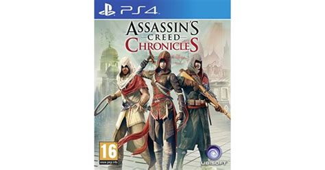 Murah Ps4 Assassin S Creed Chronicles assassin s creed chronicles villagames co