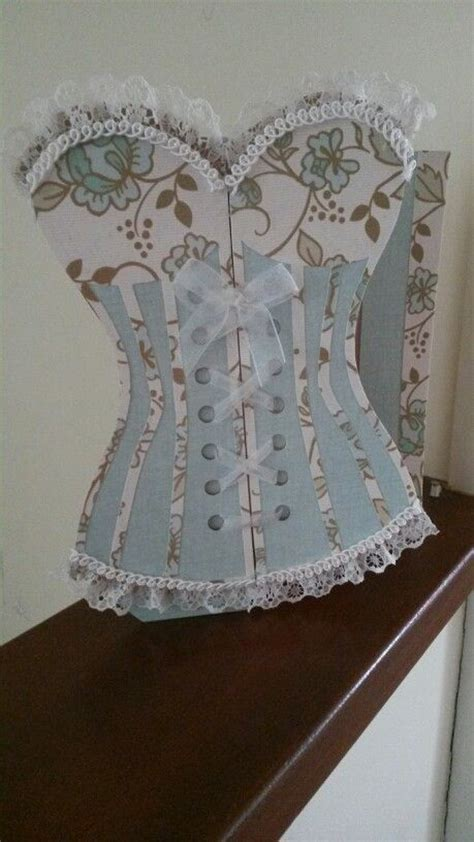 17 best images about cards corset ideas on pinterest