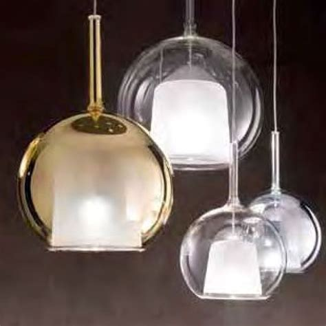 penta illuminazione penta light glo sospensione 1 luce 216 13 vari colori