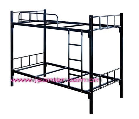 Metal Frame Loft Beds Guangzhou Factory High Quality Custom Cheap Metal Bunk Beds Jt 187 China Bunk Bed