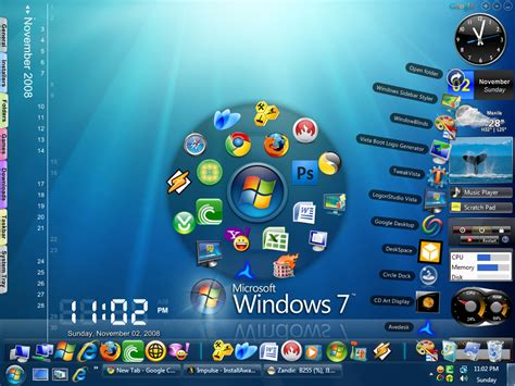 icon themes for windows 7 kontroversial info windows 7 desktop gadgets stopped