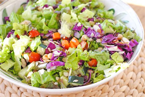 Healthy Chef Detox Salad by Turquoise Teale
