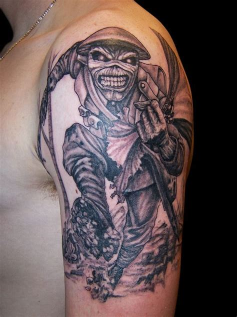 iron maiden eddie tattoo designs iron maiden eddie tattoos eddie tattoos