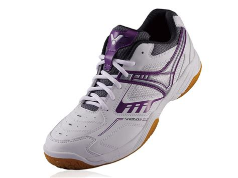 Sepatu Badminton Victor Junior shw503 j sepatu produk victor indonesia merk
