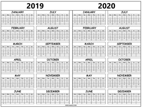 calendar printable template   sheet excel  word image