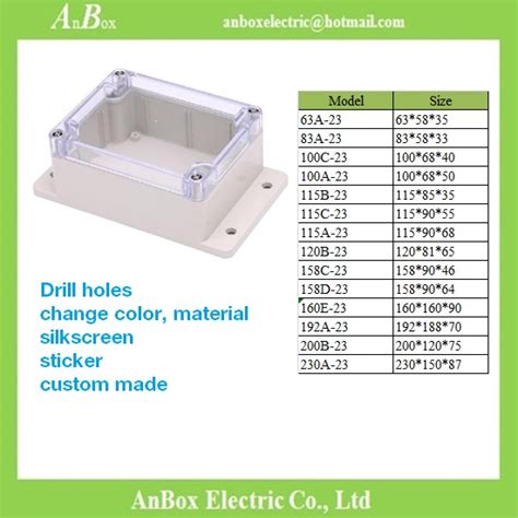 Junction Box 48ch Input 1 Output 3 Handmade For Foh Broadcastmonitor 145 145 60mm ip65 waterproof junction boxes electrical circuit breaker box of anboxelectric