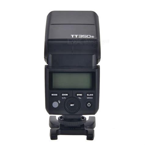 Godox Tt350s Flash Kamera For Sony godox tt350s ttl mini flash speedlite gn36 hss 1 8000s for sony free shipping dealextreme