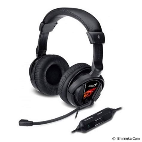 jual gaming headset genius gaming headset hs g500v