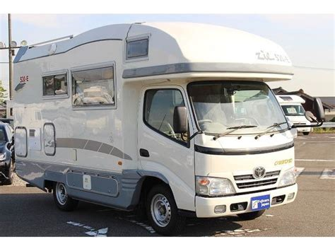Toyota Home 1997 To 2013 Vantech Toyota Camroad Motor Home 100 And 200
