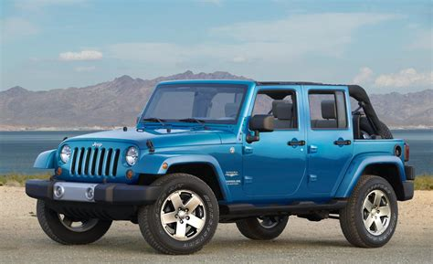 Jeep Wrangler Or Wrangler Unlimited 2010 Jeep Wrangler Unlimited