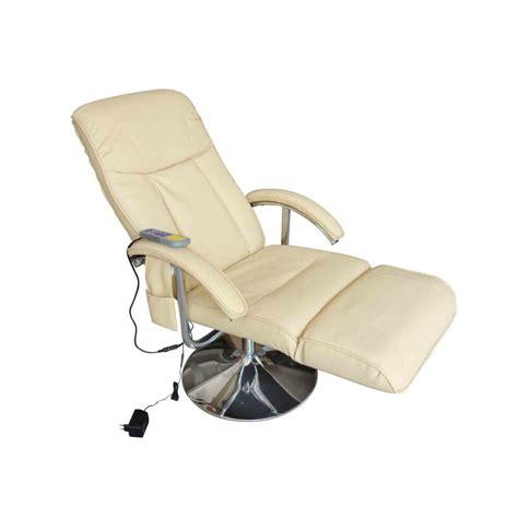 poltrona relax elettrica poltrona relax massaggiante reclinabile elettrica bianco
