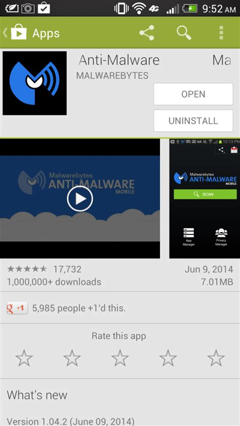 malwarebytes mobile anti malware app does a cell phone family tech zone