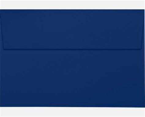 Square A8 navy blue a8 envelopes square flap 5 1 2 x 8 1 8
