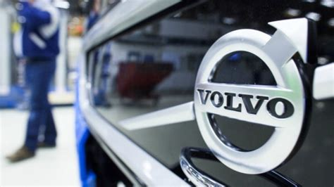 volvo company volvo india merges business with company