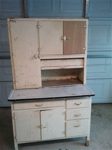 antique hoosier kitchen cabinet 1900 s for sale in