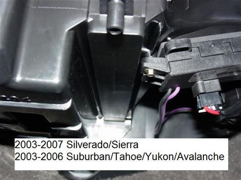 active cabin noise suppression 2011 gmc sierra user handbook cabin filter install 2003 2010 trucks diesel place chevrolet and gmc diesel truck forums