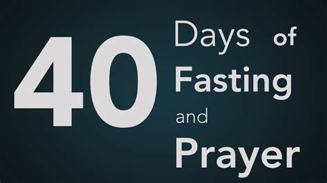 day of fasting global 40 day fasting and prayer for nigeria 23rd august