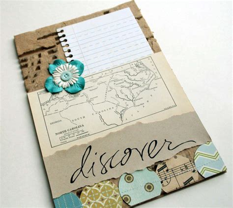 diy journal the creative place diy tuesday travel journal