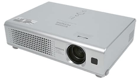 Lcd Projector Hitachi Cp Rx79 Murah hitachi cp rs55 lcd projector review cnet