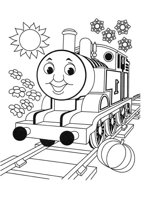 thomas coloring pages coloring home