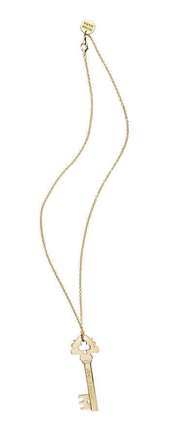 key to success necklace by mona mara