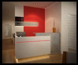 rhythms of papagyi office reception design