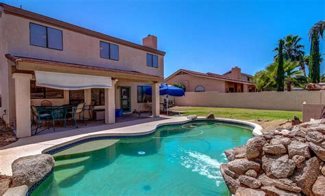home with pool phoenix 3 bedroom homes with pools under 300 000 az