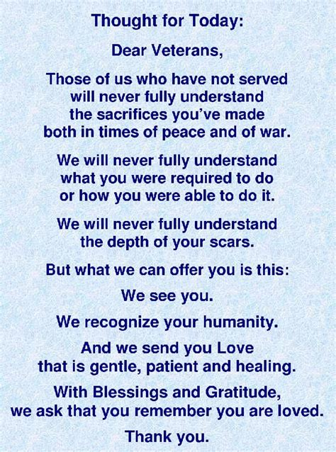 veterans day thank you poems veterans day quotes poems image quotes at hippoquotes com