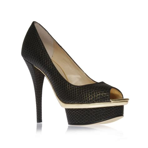 enzo angiolini shoes enzo angiolini loveyoutoo3 court shoes in black lyst