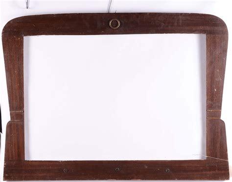cornici deco cornice d 233 co da specchiera in legno naturale xx secolo