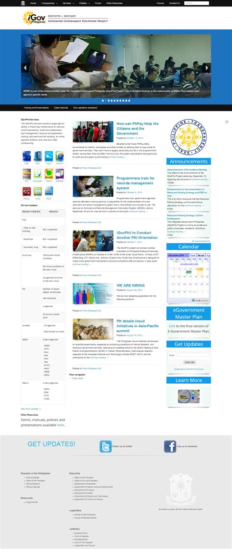 homepage design rules annex c government website template design gwtd