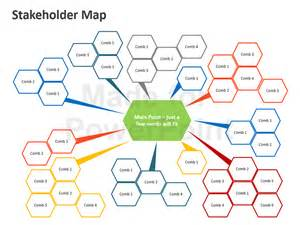 Stakeholders Map Template by Stakeholder Map Editable Ppt Template