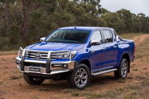 Toyota Hilux New Toyota Hilux Receives A Plethora Of Rugged Accessories