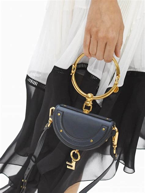 An It Bag by Chlo 233 Nile Bag The Fashion And Instagram Favorite