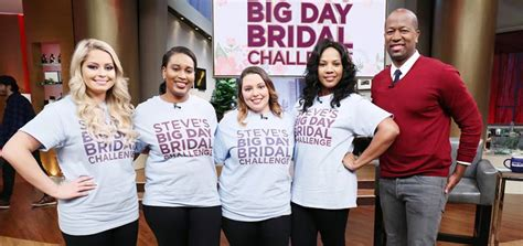 21 Day Detox Featured On Steve Harvey Show by Dherbs Ceo Helps Brides To Be With Their Weight Loss Challenge