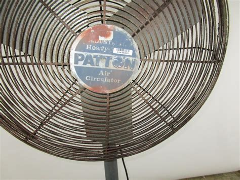 Patton Industrial Heavy Duty Air Circulator Fan Property
